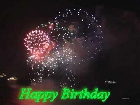 happy birthday hier kommt dein feuerwerk youtube