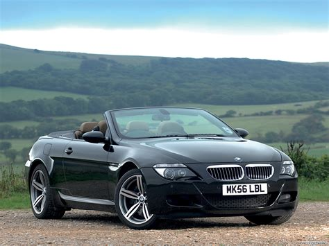 Bmw Photo by Bmw M6 E64 Convertible Photos Photogallery With 46 Pics