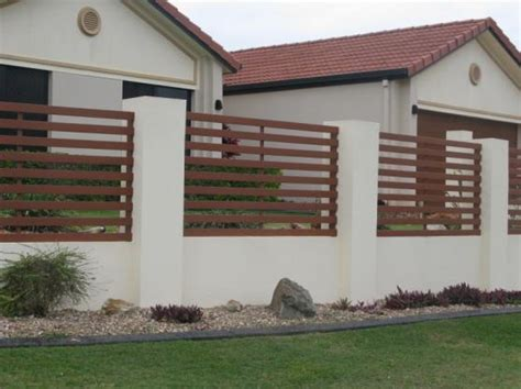 design of fences for houses fence design ideas get inspired by photos of fences from australian designers trade