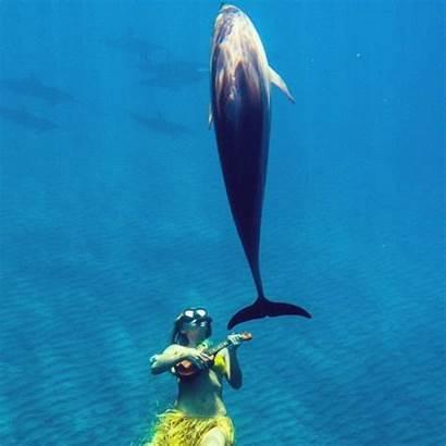 Underwater Surreal Sarah Surrealism Lee Sensuality Sploid