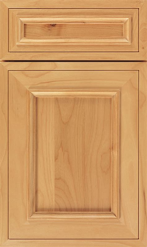 recessed kitchen cabinet doors cabinet finish on alder decora cabinetry