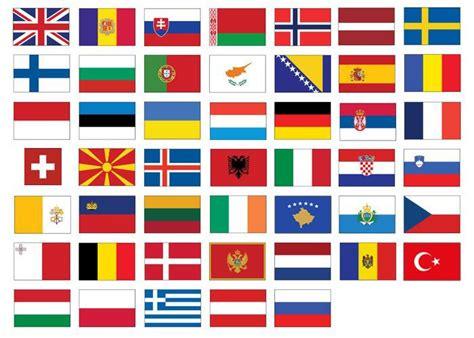 find  european flags quiz