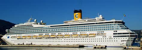 kreuzfahrtschiffe die costa magica