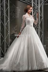 mansa 2015 designer high neck wedding gowns vestido de With designer long sleeve wedding dresses