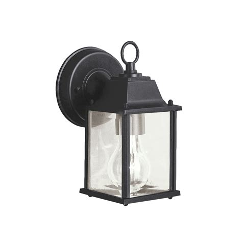 kichler lighting 9794bk outdoor wall lighting barrie