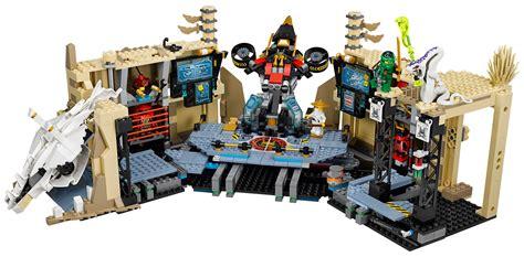 samourai siege lego 70596 la grotte du samouraï x prix briqueo