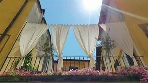 Vorhang Für Balkon : balkon sichtschutz ideen liefert profi tipps ~ Watch28wear.com Haus und Dekorationen