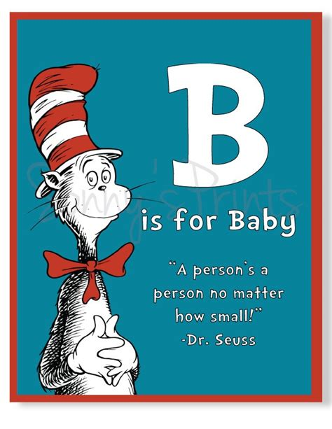 dr seuss cat   hat baby nursery wall print  eli