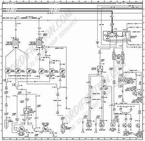 1976 Ford Mustang Wiring Diagram