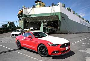 Ford Mustang - New Arrival Comes With Higher Prices And Charity Auction