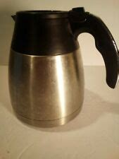 Vondior stainless steel thermal coffee carafe is the best thermal coffee carafe and the top choice of our editors for this category. Mr. Coffee Stainless Steel Coffee & Tea Maker Replacement Carafes for sale | eBay