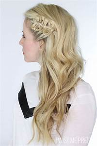 Hunger Games Bow Braid Adult Twist Me Pretty