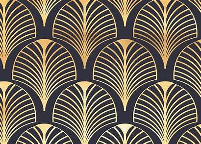 Deco 1930s Geometric Antique Wallpapers Mural Tapete