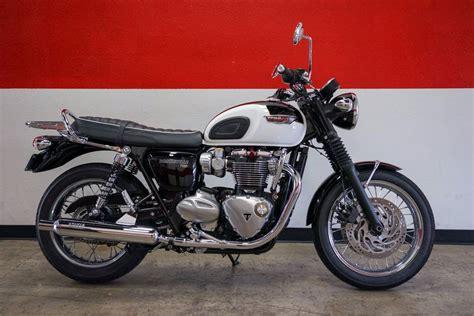 Triumph Bonneville Motorcycles For Sale