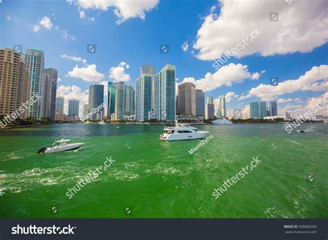 Boat Shows In Florida In February by Usa Florida Miami February 17 2017 Stock Photo 596680202