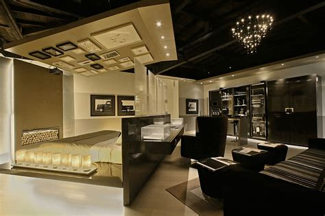 Luxury Studio Apartment by Luxury Studio Apartment By Gutman Lehrer Architects