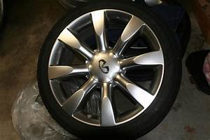 Fs  20 U0026quot  Infiniti Fx Wheels With Tires  Came Off A 2002 Q45 - G35driver