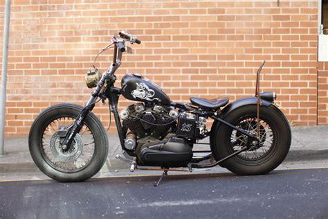 Jed's '69 Harley Rat Bobber