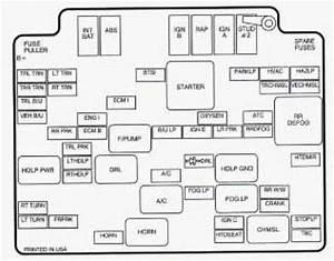 94 Bravada Engine Diagram