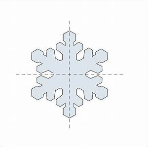 Snowflake Template Martha Stewart