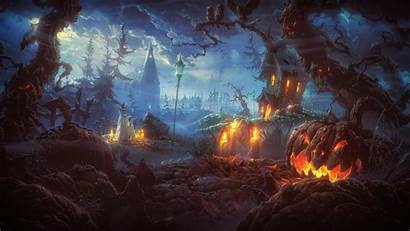 Halloween Spooky Backgrounds Scary Terror Wallpapers Photoshop