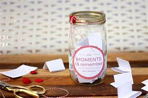 how to make a memory jar free printable label With how to make labels for jars
