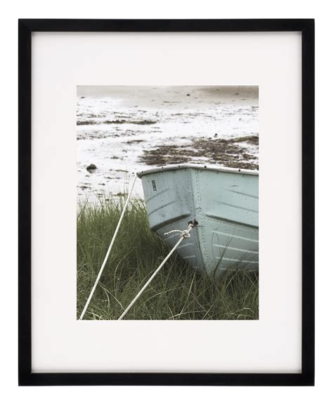 frame matted to 11x14 artcare 16x20 tribecca matte black frame matted to 11x14