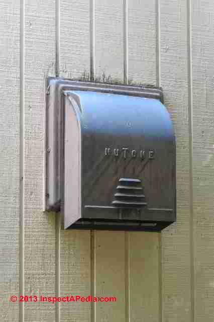 Exterior Wall Mount Kitchen Exhaust Fan   Rapflava