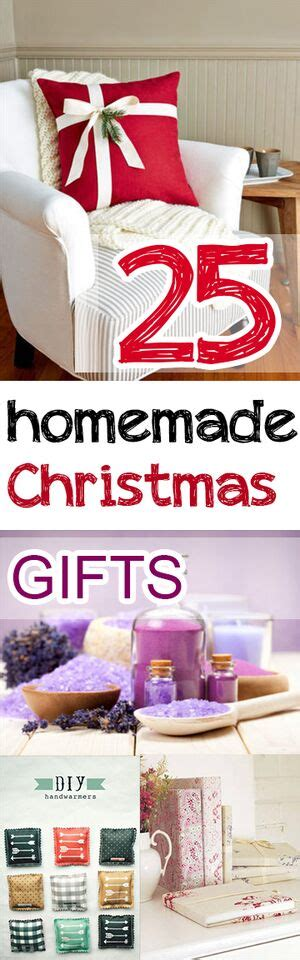 25 homemade christmas gift ideas picky stitch