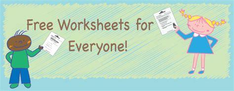 worksheets worksheets  printable worksheets