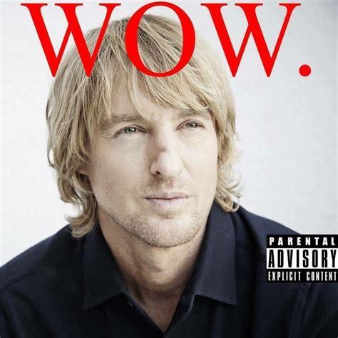 Album Cover Meme - owen wilson s quot wow quot kendrick lamar quot damn quot album cover know your meme