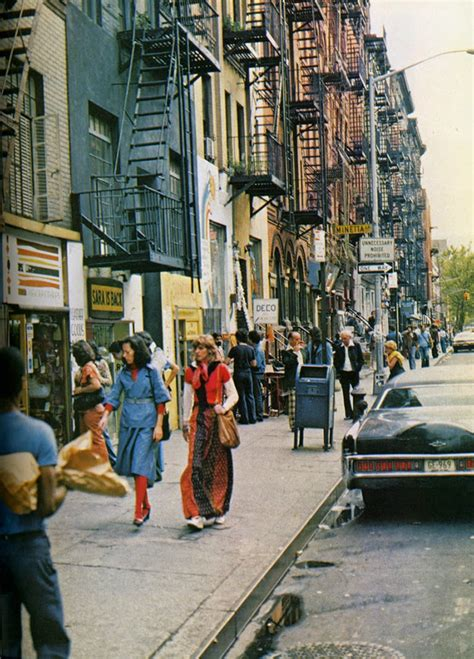Street Scenes of New York City of the Seventies ~ vintage