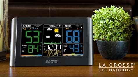 wireless color weather station c85845 wireless color weather station