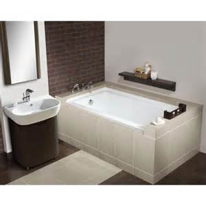 laguna ld 532 soaking tub alcove installation rectangular