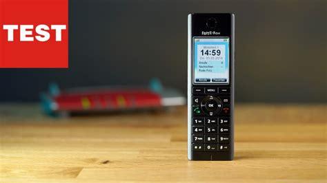 avm fritzfon c5 g 252 nstiges dect telefon im test computer bild