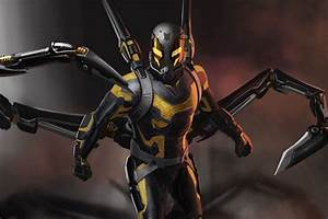 Yellow Jacket Marvel Wallpapers Images Photos Pictures ...
