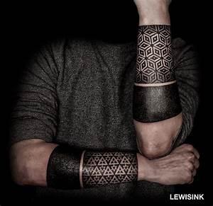 Armband Tattoo Bedeutung : geometric patterns black bands best tattoo design ideas ~ Frokenaadalensverden.com Haus und Dekorationen