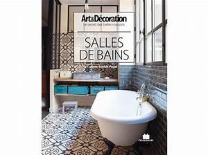 Objet Deco Salle De Bain : livre art d coration 39 salle de bains 39 elle d coration ~ Teatrodelosmanantiales.com Idées de Décoration