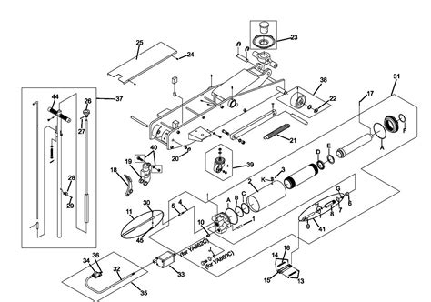 Hydraulic Jack Replacement Parts