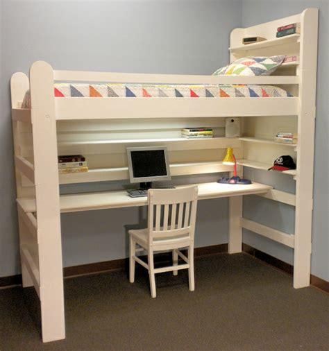 lit mezzanine metal avec bureau le lit mezzanine avec bureau est l 39 ameublement créatif