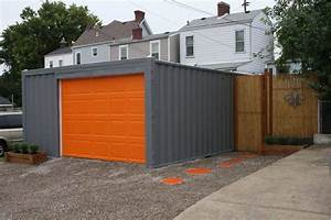 shipping container garage core design With shipping container garage as your storage garage