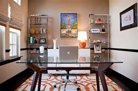 glass top office give your office a clear and chic look with a glass top desk