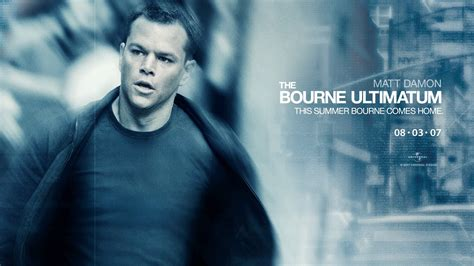 bourne ultimatum  backdrops