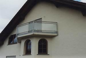 Balkongeländer Glas Anthrazit : gel nder edelstahl balkongel nder mit glas als sichtschutz und windschutz ~ Michelbontemps.com Haus und Dekorationen