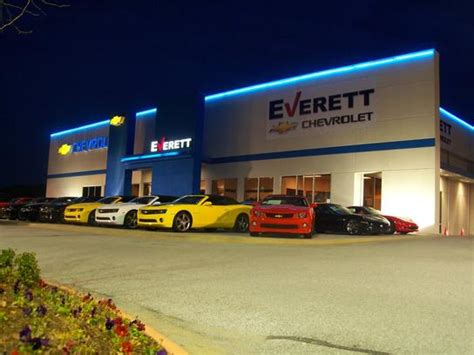 Everett Chevrolet : Springdale, AR 72762 Car Dealership