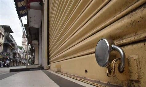 10-Day Lockdown Imposed in Raipur Amid Rising Cases ...