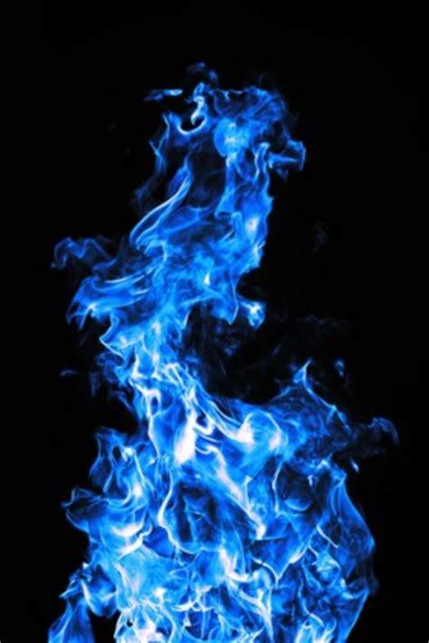 api biru  brilian hd gambar biru gratis foto