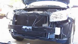2009 Toyota Rav4 Limited Horn Replacement Modification