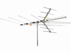 Uhf  Vhf  Fm Digital Hdtv Outdoor Tv Antenna