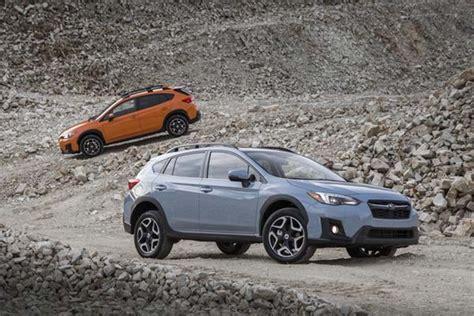 A Subaru Hybrid Is Finally Here 2019 Crosstrek Hybrid